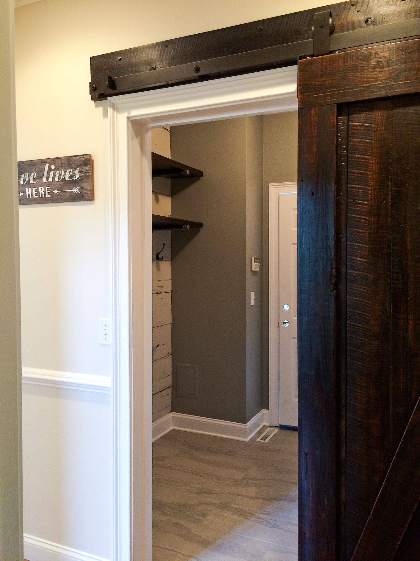 Farmhouse Laundry Room Update & Farmhouse Laundry Room Update u2022 The Workshop | Floyd VA