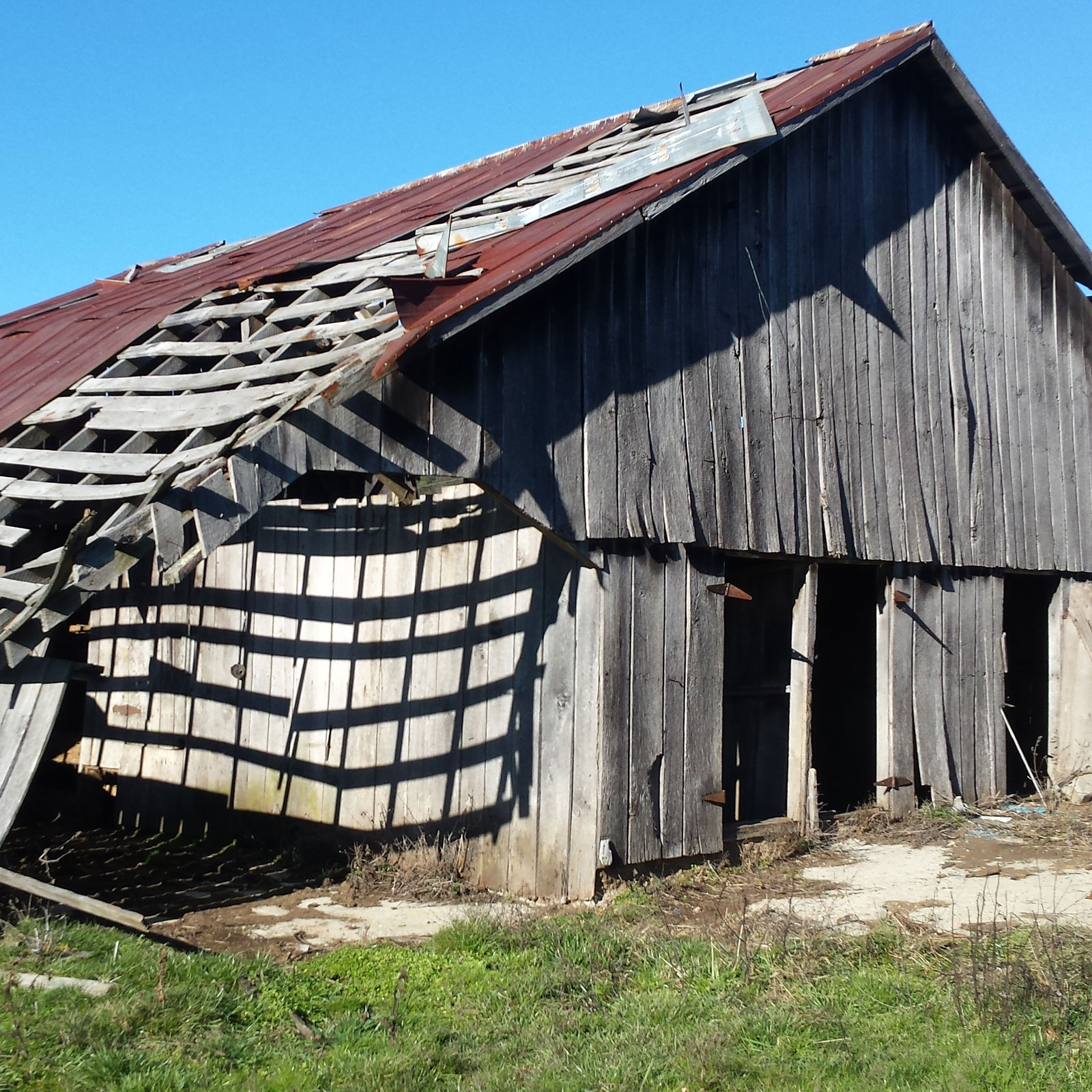 Old Proffit Barn, Floyd, VA, Lot 106